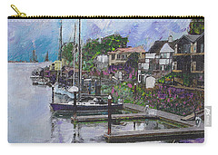 Alameda Life On The Estuary Carry-all Pouch