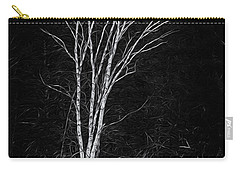 Life's A Birch No.2 Carry-all Pouch by Mark Myhaver