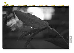 Carry-all Pouch featuring the photograph Light And Dark by Miguel Winterpacht