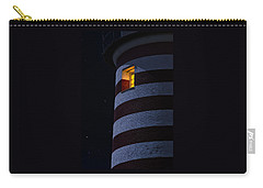 Carry-all Pouch featuring the photograph Light From Within by Marty Saccone