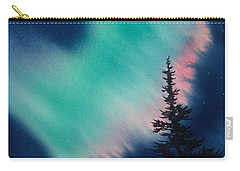 Light In The Dark Of Night Carry-all Pouch by Teresa Ascone