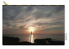 Light The Sun Carry-all Pouch