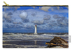 Lighthouse Carry-all Pouch by Spikey Mouse Photography