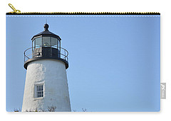 Lighthouse On Clear Day Carry-all Pouch