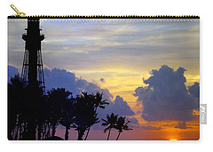 Lighthouse Point Sunrise 2 Carry-all Pouch