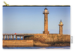 Lighthouses On The Piers Carry-all Pouch