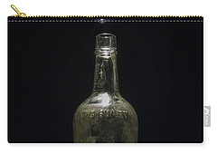 Carry-all Pouch featuring the photograph Lighting By The Quart - Light Painting by Steven Milner