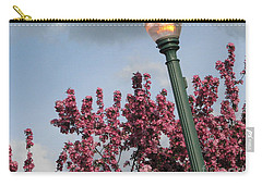 Carry-all Pouch featuring the photograph Lighting Up The Day by Michael Krek