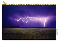 Lightning Serengeti Carry-all Pouch