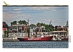 Lightship Nantucket Carry-all Pouch
