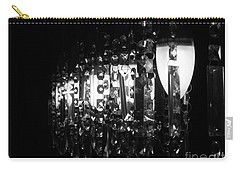 Carry-all Pouch featuring the photograph Lightwork by Clare Bevan