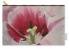 Lilicaea Tulipa Carry-all Pouch by Claudia Goodell