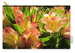 Lilies Carry-all Pouch