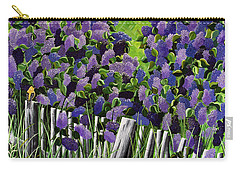 Lillian's Lilacs Carry-all Pouch