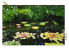 Sea Lily Photographs Carry-All Pouches