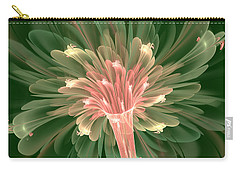 Lily In Bloom Carry-all Pouch
