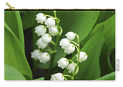 Lily-of-the-valley  Carry-all Pouch