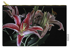 Lily The Pink Carry-all Pouch by Wayne Sherriff