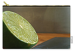 Lime Blade Carry-all Pouch by Joe Schofield