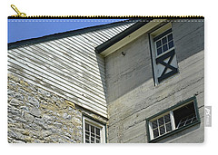 Lime Valley Mill Corner View Carry-all Pouch