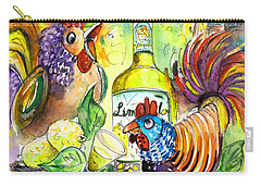 Limoncello Di Sicilia Carry-all Pouch