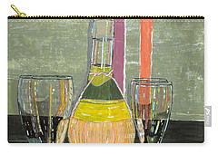 Limoncello In Cinque Terra Carry-all Pouch
