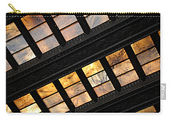 Lincoln Memorial Stained Glass Carry-all Pouch