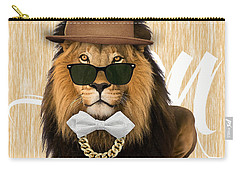 Lion Collection Carry-all Pouch