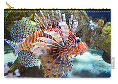 Lionfish Carry-all Pouch by Sandi OReilly