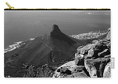 Lions Head - Cape Town - South Africa Carry-all Pouch