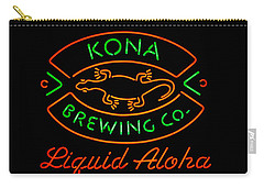 Liquid Aloha Carry-all Pouch