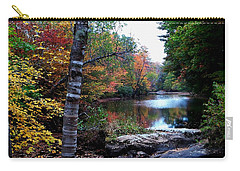 Little Androscoggin River Carry-all Pouch