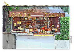 Little Cigar Shop Key West Carry-all Pouch