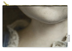 Carry-all Pouch featuring the photograph Little Lady  by Amy Weiss