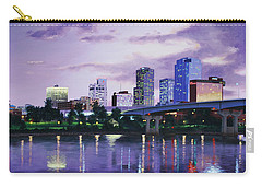 Little Rock Skyline Carry-all Pouch