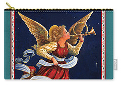 Little Town Of Bethlehem Carry-all Pouch