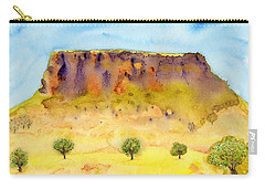 Little Table Mountain Carry-all Pouch