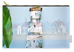 Living By The Sea - Pacific Ocean Carry-all Pouch