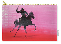 Lobby Carry-all Pouch by Susie Hamilton