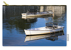 Lobster Dinghies - Perkins Cove - Maine Carry-all Pouch