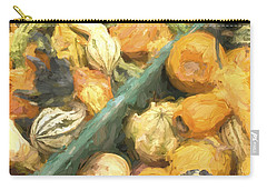 Gourd Carry-All Pouches