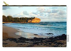 Local Surf Spot Kauai Carry-all Pouch