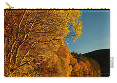 Carry-all Pouch featuring the photograph Loch Laide by  Gavin Macrae