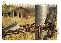 Locked Up Carry-all Pouch