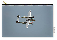 Lockheed P 38 Lightning Carry-all Pouch