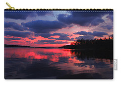 Locust Sunset Carry-all Pouch