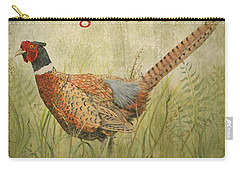 Lodge Vignettes-k Carry-all Pouch
