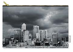London Skyline 7 Carry-all Pouch by Mark Rogan