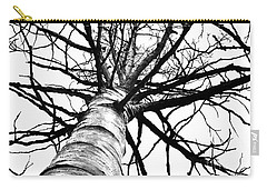 Lone Birch Carry-all Pouch