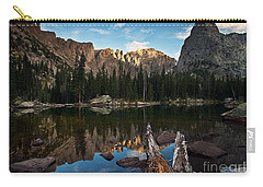 Lone Eagle Reflection Carry-all Pouch by Steven Reed